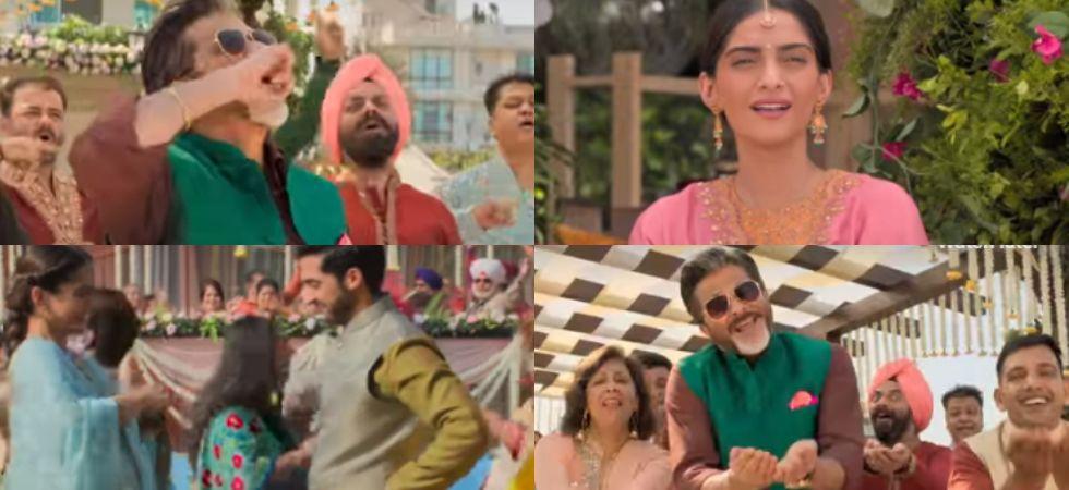 Ek Ladki Ko Dekha Toh Aisa Laga new song: Anil Kapoor and