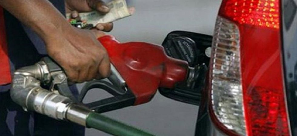 In Noida, prices of petrol and diesel were Rs 70.23 and Rs 63.94 a litre, respectively. (Photo: PTI)