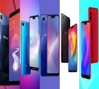 These are best five notch display smartphones under Rs 15,000