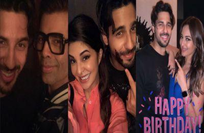 Sidharth Malhotra's birthday bash: Katrina Kaif, Jacqueline Fernandez, Karan Johar and others attend the party