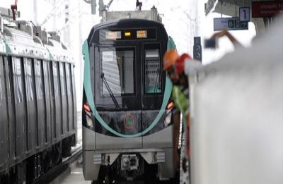 Noida Metro Aqua Line likely to be inaugurated on January 25 by CM Yogi Adityanath