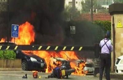 Nairobi attack retaliation for Donald Trump's Jerusalem move, says SITE