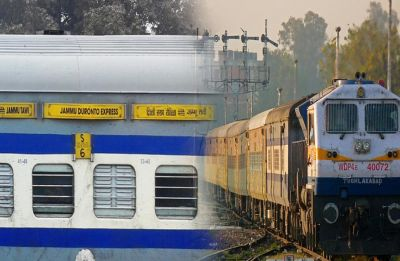 Jammu-Delhi Duranto Express looted on outskirts of Delhi