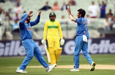 Yuzvendra Chahal shatters records in Melbourne ODI, puts India on course for series win