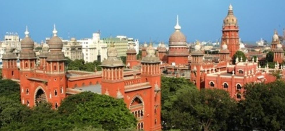 The petition was filed by DMK's organising secretary RS Bharathi.  (Madras High Court File Photo)