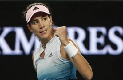Australian Open 2019: Garbine Muguruza ends match at 3:12 AM local time, says 'getting ready for breakfast'
