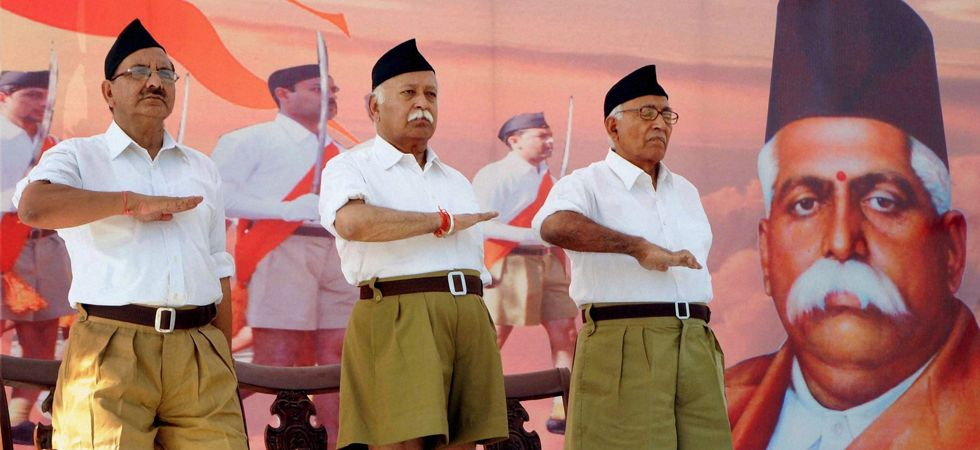 RSS executive head Bhaiyyaji Joshi expressed confidence that the Ram temple will be constructed in Ayodhya