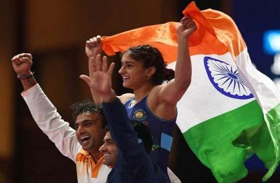 Vinesh Phogat becomes first Indian to be nominated for Laureus World Sports Award