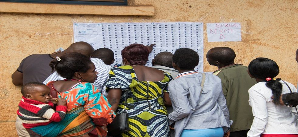 The provisional results of the long-awaited election announced last week are being challenged in court, in a country that has never known a peaceful transfer of power since gaining independence from Belgium in 1960. (Representational photo)