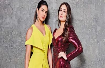 Throwback to the time when Kareena Kapoor Khan made a nasty remark on Priyanka Chopra's accent