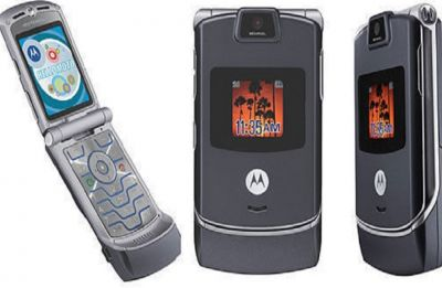 Motorola Razr to make a comeback as folding smartphone for $1500