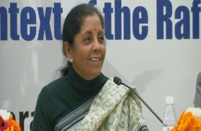No middleman allowed in defence deals since Modi government came to power: Nirmala Sitharaman
