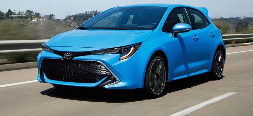 Toyota said that self-charging electric cars or hybrids are the best solution at the moment to reduce vehicular pollution in India.