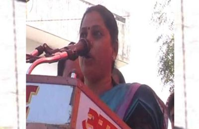 NCW notice to BJP leader Sadhana Singh for objectionable remarks against Mayawati