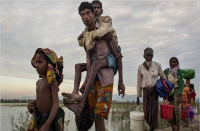 31 Rohingya Muslims stuck at Bangladesh border, BSF-BGB blame-game on