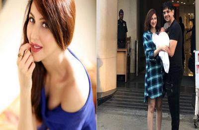 Bhabhi Ji Ghar Par Hain Fame Saumya Tandon blessed with a baby boy, Here's the first picture!