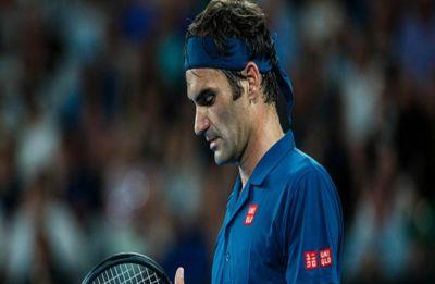 Australian Open: 20-year-old Stefanos Tsitsipas knocks out defending champion Roger Federer