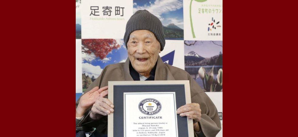 At 113, World's oldest man Masazo Nonaka dies