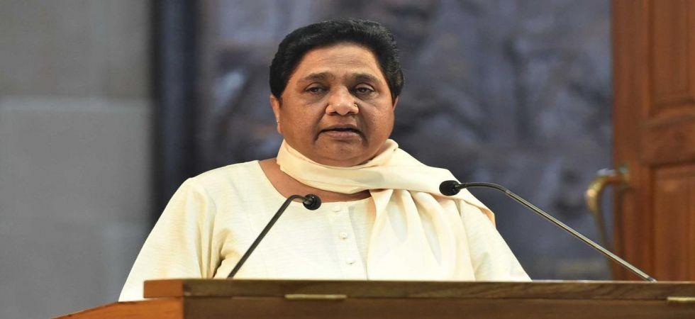 BJP leader Sadhana Singh clarifies her remark against BSP chief Mayawati (File Photo)