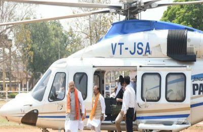 After uproar, Mamata Banerjee allows landing of Amit Shah's helicopter in Malda