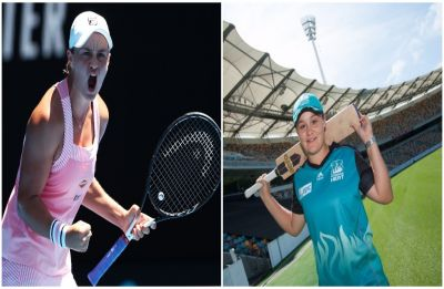 Ashleigh Barty – Australia tennis star's love for sport rekindled due to cricket