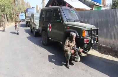Jammu and Kashmir: 3 terrorists gunned down by security forces in Budgam encounter