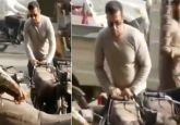 WATCH | Salman Khan's brother from another mother spotted in Karachi, Pakistan