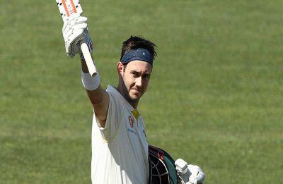 Kurtis Patterson added to Australia squad for two-Test series against Sri Lanka