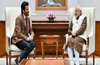 Anil Kapoor on meeting PM Modi: It was inspirational