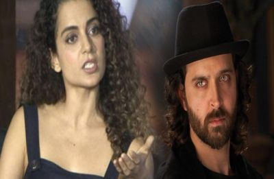 Kangana Ranaut attacks Hrithik Roshan again, says who watched his Mohenjo Daro?