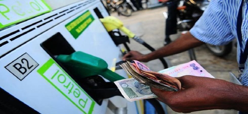 A litre of petrol in Kolkata cost Rs 73.23, while diesel cost Rs 67.49 a litre. (File photo)