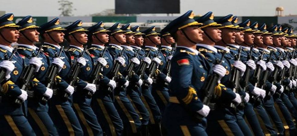 China reduces Army by half, significantly boosts sizes of
