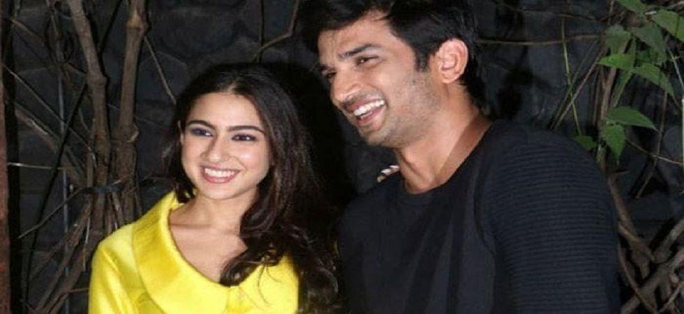 Are Sara Ali Khan and Sushant Singh Rajput dating? (Photo: Twitter)
