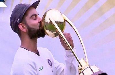 Virat Kohli named captain of ICC's Test, ODI teams of the year