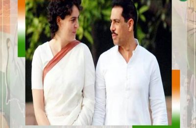 Robert Vadra to wife Priyanka Gandhi on her political foray: Always by your side