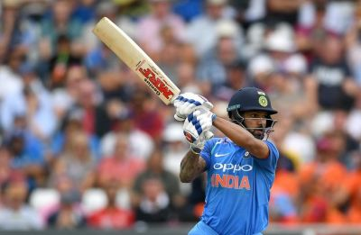 India vs New Zealand, 1st ODI highlights: Dhawan 26th fifty gives Kohli's side eight-wicket win in Napier