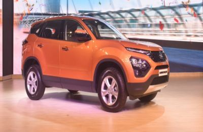 2019 Tata Motors SUV Harrier launched, prices variants, features inside