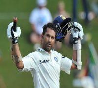 Sachin Tendulkar bats for cricket in Olympics Games