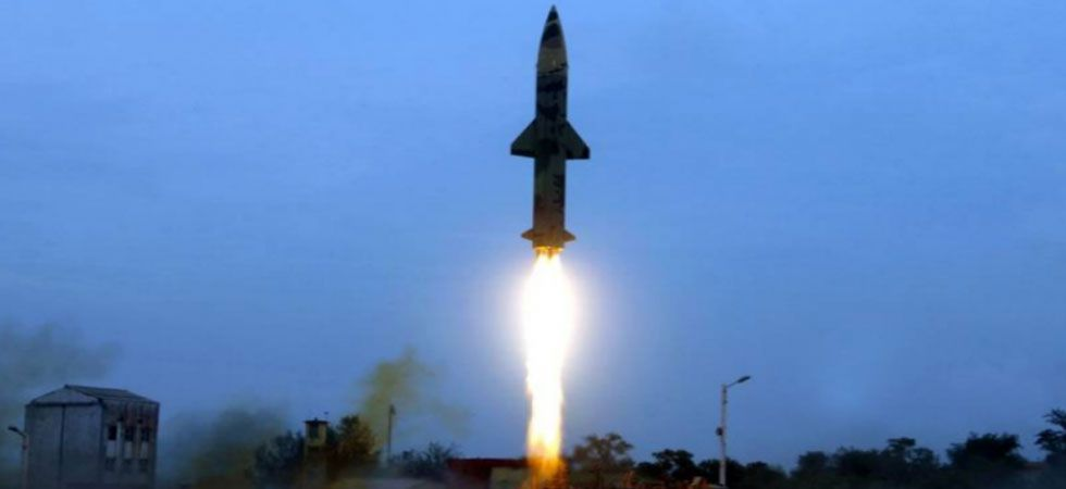 LR-SAM is an Indian-Israeli surface-to-air missile. (Representational Image: DRDO)