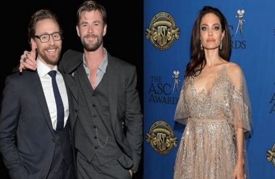 What? Angelina Jolie dating Tom Hiddleston after being introduced by Chris Hemsworth?