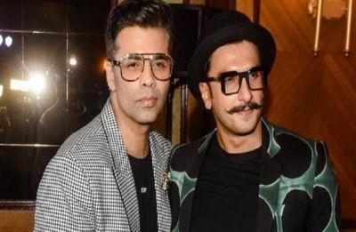 Karan Johar says Ranbir Kapoor, Varun Dhawan don't have that much energy as Ranveer Singh