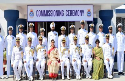 'New bird's nest': With eye on China, Indian Navy commissions third air base INS Kohassa in Andaman and Nicobar islands