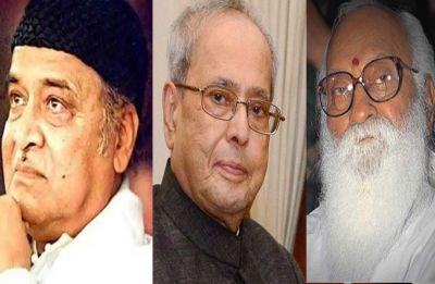 PM Narendra Modi hails Pranab Mukherjee, Nanaji Deshmukh and Bhupen Hazarika