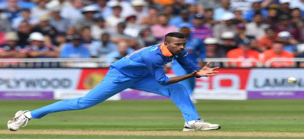Hardik Pandya could give India a fresh challenge in the team composition during the ODI series in New Zealand. (Image credit: ICC Twitter)