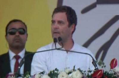 Congress will waive off farm loans in 10 days if voted to power in Odisha: Rahul Gandhi