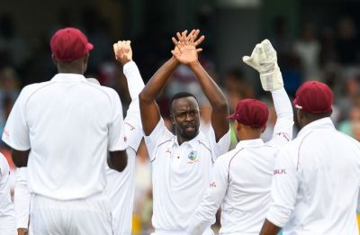 18 wickets in one day – Bowlers have a field day in Barbados Test between West Indies vs England