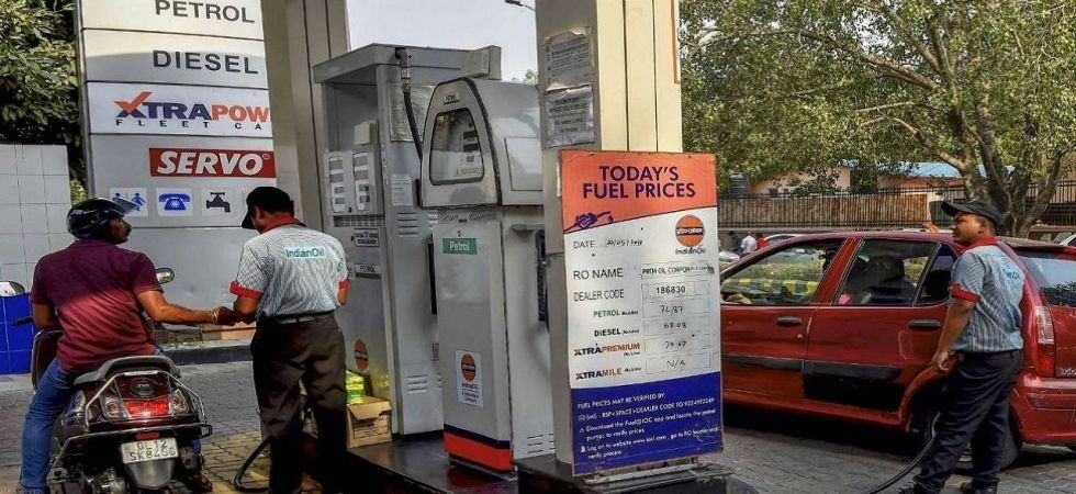 A litre of petrol in Kolkata cost Rs 73.36, while diesel cost Rs 67.78 a litre. (File photo)