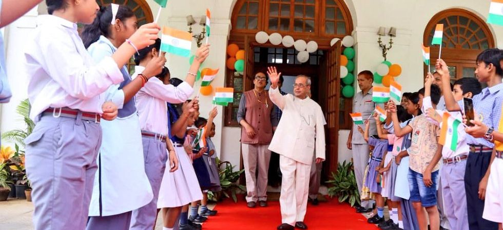 Former president Pranab Mukherjee bestowed with Bharat Ratna