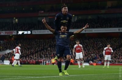 Manchester United beat Arsenal in FA Cup, dump Gunners out of the tournament