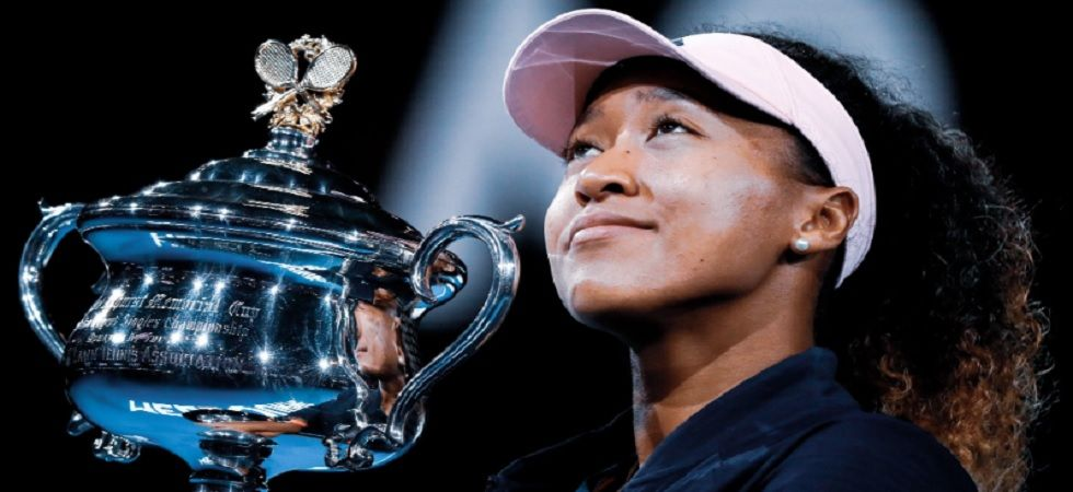 Naomi Osaka wins Australian Open to become world number one(Twitter)